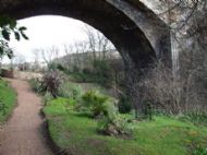 Under the Thomas Telford bridge